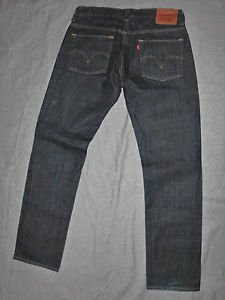 Levi's 511 Men's Jeans Skinny Leg Size 36 X 33 Dark Wash.