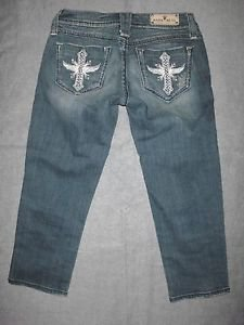 Sang Real Women's Jeans, Capri/Cropped, Size 26