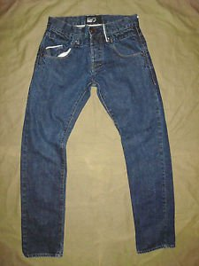 William Rast Men's Jeans, TAPER, Selvedge, Size 29 X 32