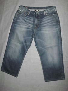 LUCKY BRAND Men's Jeans, ASHBURY 181 JEAN, in OL REGATTA wash, Size 38 X 25