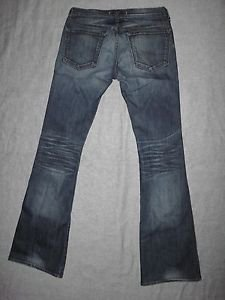 J Brand ETTA  Mid Rise Slim Boot Leg Jeans in TYRO Size 27