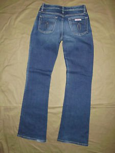 """HUDSON Jeans Style # H173SD Classic Style Boot Cut Size 28 X 32"""""""