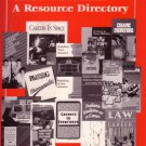 Free and Inexpensive Career Materials:  A Resource Directory by Cheryl S Hecht