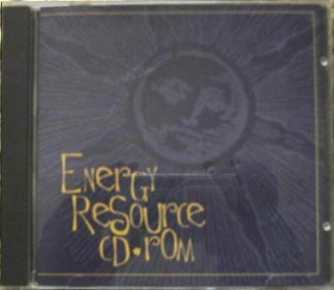 Energy Resource Windows CD, Efficiency, Water Quality, Fact Sheets, Photos and More