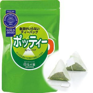 """Potti """"tea pack"""" Monde Selection Gold Award from (15�3g )"""