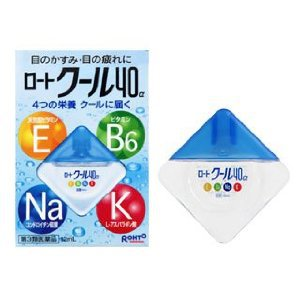 Rohto Pharmaceutical  cool 40α 12ml
