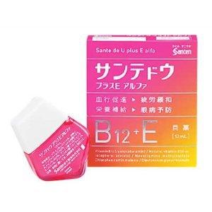 Santen Pharmaceutical Co., Ltd.) Sante dough plus E α (N) 12ml