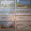 Paragon Stitchery Set Needlepoint Kits 4 Seasons Georgia Ball