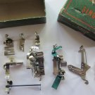 8 Attachments for Singer Featherweight