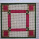 Frank Lloyd Wright Needlepoint Canvas Boynton House Light