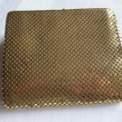Vintage Whiting and Davis Gold Mesh Ladies Wallet Unused