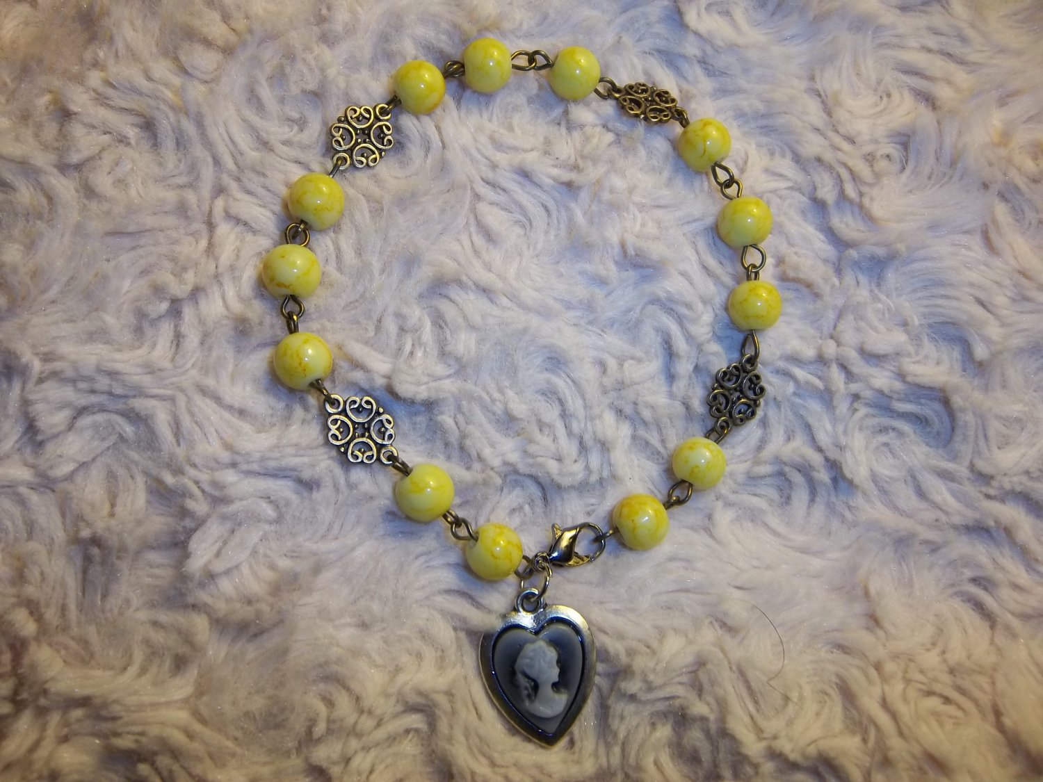Lemon Lady Charm