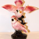California Pottery Cockatoo Figurine - Maddux