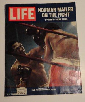 Muhammad Ali ~ (3) LIFE Magazines ~ 1971 Fight of the Century + Bonus