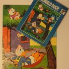 "Walt Disney "" Donald Duck "" Whitman Jigsaw Puzzle 4649 c.1973"