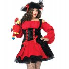 Vixen Pirate Wench-Sexy Plus Size Adult Woman Costume