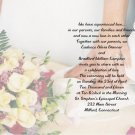 Hand in Hand Wedding Invitations