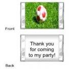 Soccer mini bars