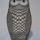 Vintage Abraham Palatnik OWL Lucite Acrylic Sculptures Figurines Pal Brazil 1119