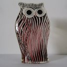 RARE HTF VTG Abraham Palatnik Lucite Acrylic OWL Sculpture Figurine 1032