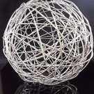 Modern Contemporary Orb Sphere Ball Accent Decor Filler Decorative Sculpture 553