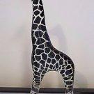 Vintage 6+ inch Palatnik Lucite Acrylic Giraffe Sculpture Figurine Brazil 2244