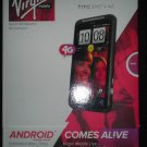 Virgin Mobile Evo v 4g