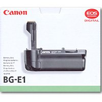 Canon BG-E1 Camera Grip for Digital Rebel (300D)