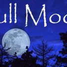 FULL MOON CONJURED WEREWOLF LYCAN WOLF SPIRIT HAUNTED