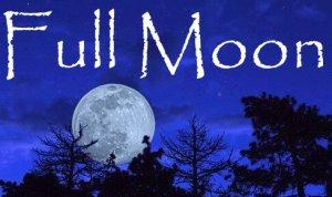 FULL MOON CONJURED WEREWOLF LYCAN WOLF SPIRIT HAUNTED
