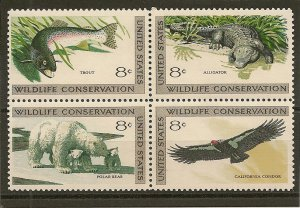 Stamp collecting stamps from the united states polar bear alligator