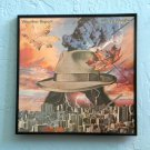 Framed Record Album Cover - Weather Report - Heavy Weather  0032