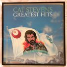 Framed Vintage Record Album - Cat Steven's Greatest hits  0048