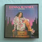 On the Radio - Donna Summers - Framed Vintage Record Album  -   0050