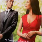 Large Movie Promotional Poster   -  Intolerable Cruelty
