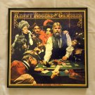 Framed Vintage Record Album Cover  -  The Gambler  - Kenny Rogers  0053