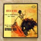 Framed Record Album Cover -  Oreja de Oro  -   Raymundo Nunez  0060