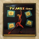 Framed Vintage Record Album Cover - TV Jazz Themes  0065