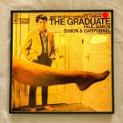 Framed Record Album Cover  - The Graduate   Simon and Garfunkel  0079