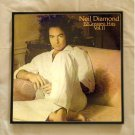 Framed Vintage Record Album Cover - 12 Greatest Hits Vol.II  -  Neil Diamond  0084