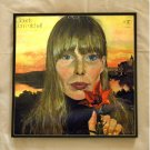 Framed Vintage Record Album Cover - Clouds - Joni Mitchell