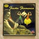 Fiesta Flamenca - Mario Escudero - Framed Vintage Record Album Cover – 0096