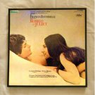 Original Soundtrack of Franco Zeffirelli's Romeo and Julie - Framed  Record Album Cover – 0098