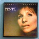 Yentl  -  Barbara Streisand - Framed Vintage Record Album Cover – 0103