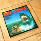 Framed Vintage Album Cover – Dickie Goodman  – Mr. Jaws And Other Fables By Dickie Goodman  0122