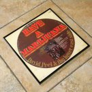 Have a Marijuana - David Peel & The Lower East Side - Framed Vintage Record Album Cover – 0125