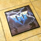 TNT – Knights of the New Thunder - Framed Vintage Record Album Cover - 0128