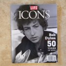Life Icons BOB DYLAN 50 YEARS OF SONG