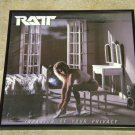 Ratt - Invasion of Your Privacy - Framed Vintage Record Album Cover – 0136