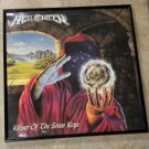 Keeper of the Seven Keys Part 1 – Helloween - Framed Vintage Record Album Cover - 0165